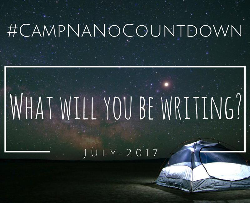 I'm Doing Camp Nanowrimo