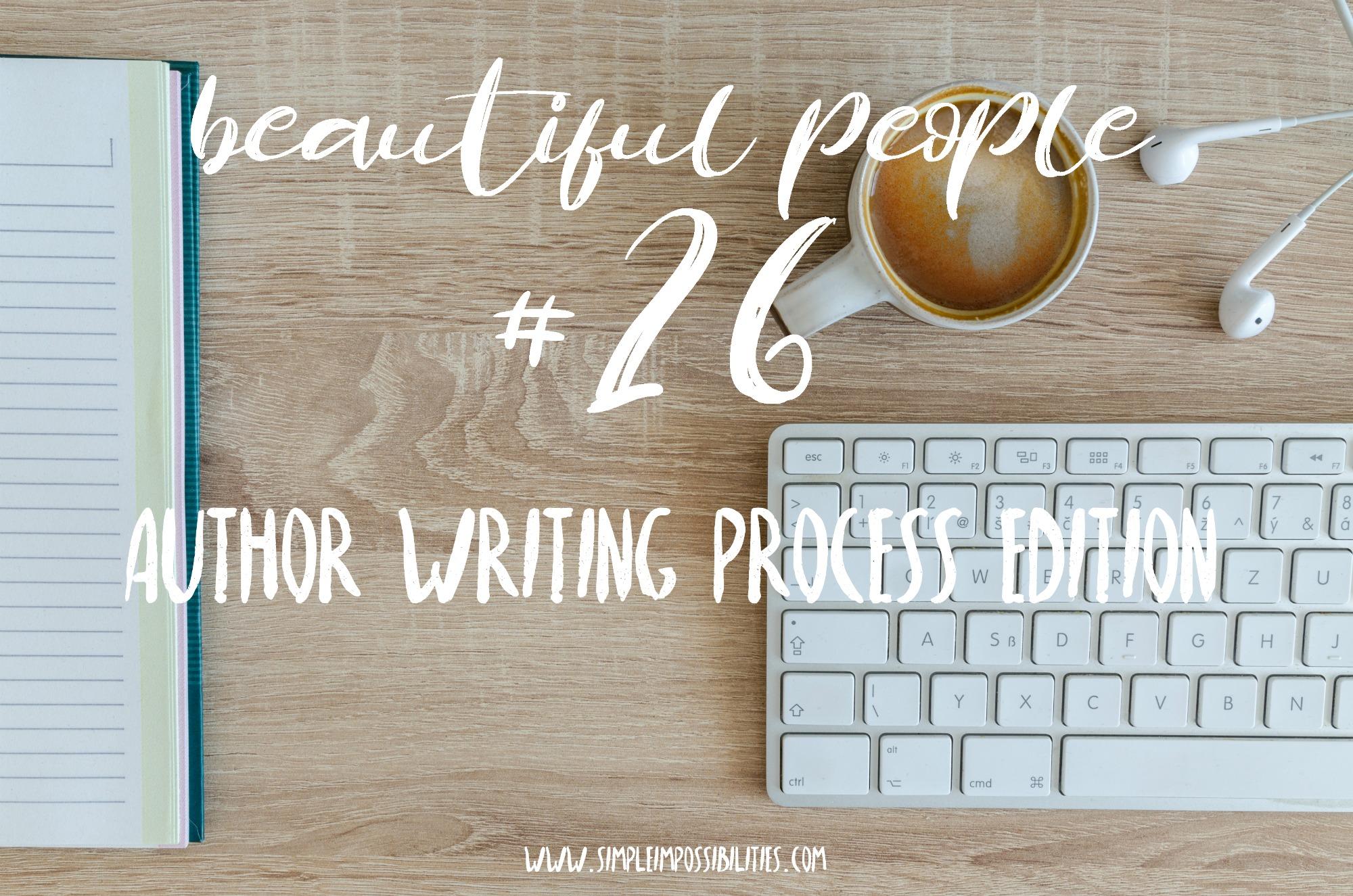 Beautiful People #26